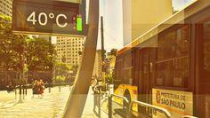 #Quente ↪ As mais altas temperaturas da história do Brasil | Por @jpcppinheiro. Anda quente por aí? As temperaturas neste ano estão cada vez maiores. Porém, oficialmente, a maior temperatura de 2014 está cerca de 2ºC abaixo da maior da história. Sabe qual é essa? Veja só! http://curiosocia.blogspot.com.br/2014/10/as-mais-altas-temperaturas-da-historia.html