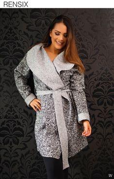 Itt a hideg, de ez csak egy újabb remek lehetőség az új holmik vásárlására! Nézz szét kabátjaink között, rendeld meg a kedvencedet! #kabát #nőiruha #nőiruhawebáruház Wrap Dress, Dresses, Fashion, Dress, Vestidos, Moda, Fashion Styles, Fashion Illustrations, Gown