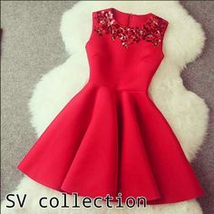Dress barlena red @60rb Bhn scuba import, aplikasi payet manik, seri isi 2, fit L, close 15 des, ready Feb ¤ Order By : BB : 2951A21E CALL : 081234284739 SMS : 082245025275 WA : 089662165803 ¤ Check Collection @ : FB : Vanice Cloething Twitter : @VaniceCloething Instagram : Vanice Cloe