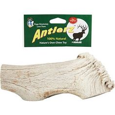 QT Dog Antlerz Natural Dog Chews Monster