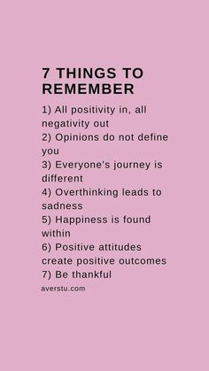 Positivity | Inspirational Quotes