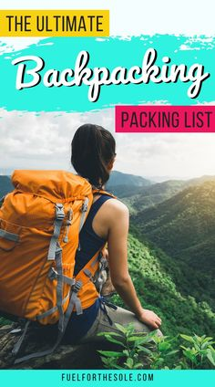 This is your complete essential guide to packing for a multi-day backpacking or long thru hike. This checklist includes what to bring, what to pack and all the items and gear you will need for your overnight hiking and camping trip. We focus on quality, lightweight and budget tents, boots, sleeping pads and bags, clothes and outfits, food and recipes, trekking poles and more! Travel with the best gear to stay warm, comfortable and safe on your backcountry trip. Fuelforthesole.com