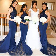 Gorgeous!  #Bridesmaids' Dresses by @dollhousebridesmaids  #WDNBridesmaids #WeddingDigest #WeddingDigestNaija