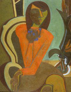 Francoise Gilot Self Portrait at Berman Museum of Art, Collegeville, PA Pablo Picasso, Women Artist, Francoise Gilot, Georges Braque, Architectural Photographers, Art Programs, Musa, French Artists, Contemporary Artists