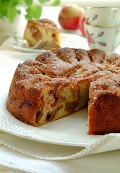 Le gâteau aux pommes de grand-mère