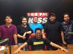 with the awesome Payung Teduh