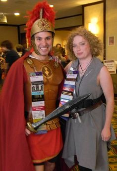 LA Geek: Gallifrey One Costume Review (lots of cosplay pics)