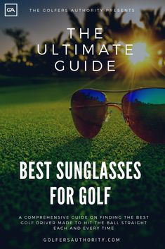 Golf Fashion Are you looking for the Best Sunglasses for Golf? Check out our in depth buyers guide to find the best pair of sunglasses for you. Golf Fashion, Fashion Men, Play Golf, Ladies Golf, Golf Tips, Looks Great, Buyers Guide, Sunglasses, Check