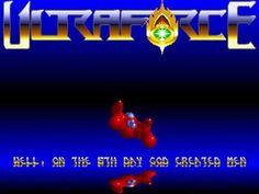 Vector Demo - a demoscene released by Ultraforce Development in 1991