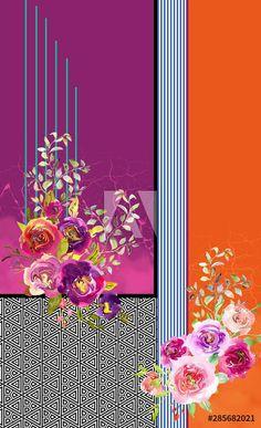 NATURE on Behance Abstract Pattern, Pattern Art, Textile Prints, Floral Prints, Textile Patterns, Spider Art, Texture Art, Textile Texture, Botanical Drawings