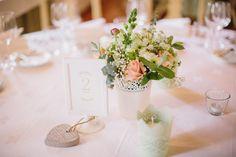 Ana + Ivo, um casamento romântico e campestre
