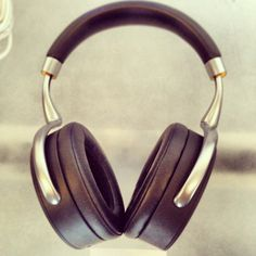 Parrot Zik Headphones by Philippe Starck — Maxwell's Daily Find 02.14.13