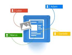 Google Drive - Collaborative documents, spreadsheets, presentations, drawings, and forms.