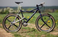 Cannondale Delta V 2000 retro - Retro - Bike Technique - MTBS.cz