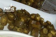 Jalapeno (Meksika) Biberi Turşusu - Nefis Yemek Tarifleri