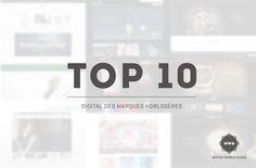 Notre top 10 digital