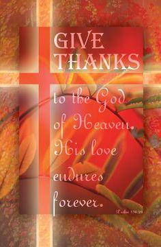 Episcopal Lectionary for 5/31/14.  Psalm 136; Num. 11:16-17,24-29; Eph. 2:11-22; Matt. 7:28-8:4. http://bible.oremus.org/?passage=Psalm+136 - Music: http://youtu.be/yDeeKDuONj4