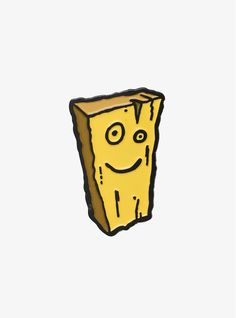 This is your new imaginary friend Plank from Ed, Edd n Eddy, as an enamel pin. Ed Edd Y Eddy, Ed And Eddy, Cartoon Network Uk, Joker Death, Full Sleeve Tattoo Design, Old Cartoons, Mini Canvas, Vinyl Figures, Artsy