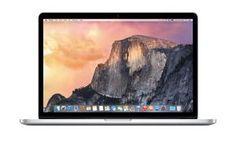 OS X Yosemite on MacBook Pro - Courtesy of Apple