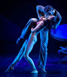Eifman Ballet of St. Petersburg #Rodin photo by Michael Khoury. #SegerstromArts #Dance