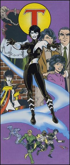 Argent_Teen Titans during the mid 90´s years.Kinda flop,but i miss their potential.The storys got moods..