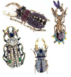 A Matter Of Style: DIY Fashion: These insects that won't repel you