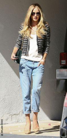rosie casual style boyfriend jeans