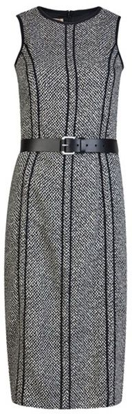 MICHAEL KORS Sheath Tweed Dress