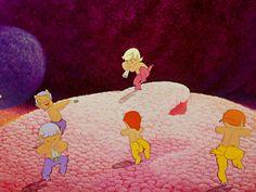 Fantasia cherubs