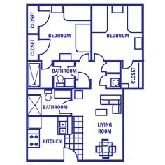 Senior Living Floor Plans 800 Sq Ft 800 Square Feet 2