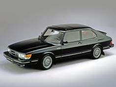 Someday I will have this car....Saab 900 Turbo