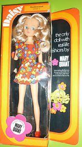 Bambola Daisy Mary Quant's Dress Nuova in Scatola | eBay