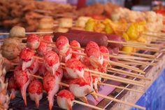 Thailand - street food!
