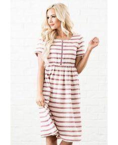 581b12cff24 21 Best Nursing friendly dress images | Pregnancy fashion, Pregnancy ...