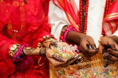 Sudanese Wedding Rituals