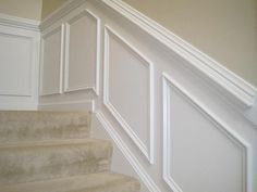 installing stairs wainscoting giesendesign.com
