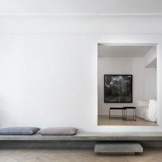 minimal living room approach