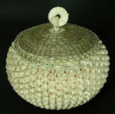 Native American Baskets by Pam outdusis Cunningham