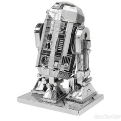 Images of Star Wars R2-D2 Metal Earth Model Kit