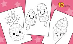 Dot Activity Printables for the Summer