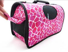 Pet Dog/cat Breathable Solid Bag Pet Carrier S/M/L Z020 ** Visit the image link more details.