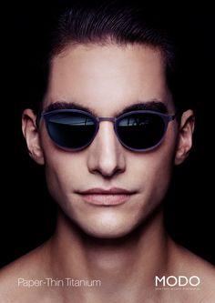 Modo Eyewear - Paper Thin Titanium