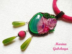 Design of the day – pendant In Love by Maria Gubskaya