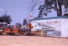 New Train at Marshall Hall (1964).