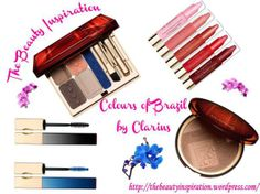 """New makeup collection """"Colours of  Brazil"""" by Clarins"""