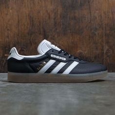 detailing 3a3fd 74901 adidas Originals Gazelle Super Brooklyn Style, Striped Shoes, Adidas  Gazelle, Casual Sneakers,