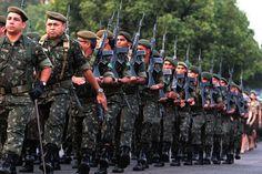Se for preciso: General diz que exército está pronto para dar a vida pelo BRASIL