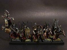 [WHB-Vampires] La mort rouge - Armée Unique - Warhammer Forum