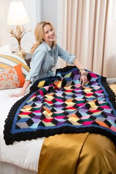 Welcome to Our Home: Knit and Crochet Ideas from @Red Heart Yarns free eBook