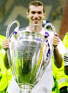 ..._Zinedine Zidane. 9th. REAL MADRID+